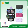 Newest Hot Selling Superior Quality Advantages Price Custom Tag Multi-Function Hanging Cosmetic Bag Organizer