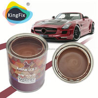 2-year shelf life Good gloss brands car paint For Existing finishes