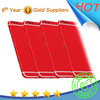 China wholesale factory battery door back cover for iphone 6 matte red housing