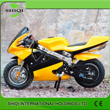 top quality 50cc super pocket bike price cheap / SQ-PB02
