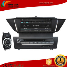 Wecaro Android 4.4 Car Radio For Bmw X3 Car Dvd Navigation With 3G/WIFI Bluetooth IPOD TV Radio AUX IN