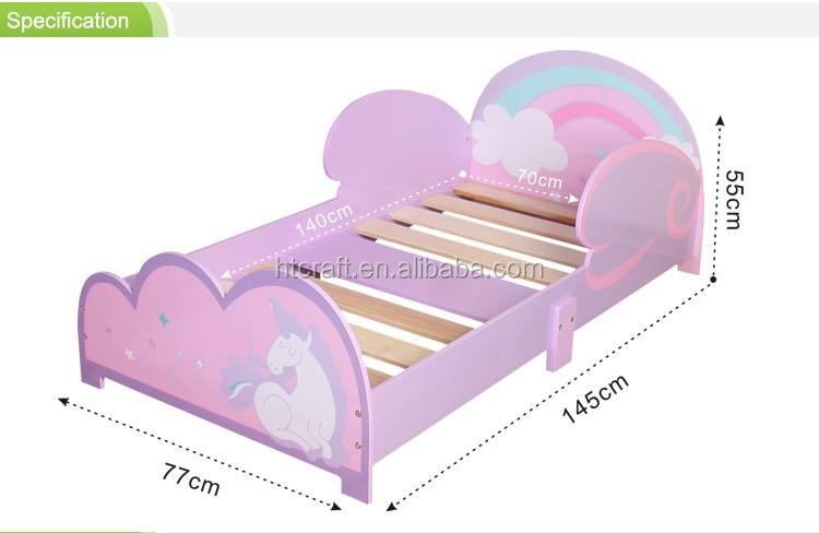 FB005 특별 조랑말 디자인 유아 침대 140x70 센치메터 매트리스, 싼 ...