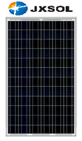 A grade cell high efficiency 270w poly crystalline solar panel