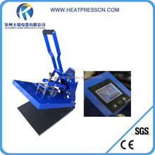 Most Cost- Efficient LCD heat press machine used in hat transfer