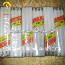 cheap candle wax / pure paraffin wax candle / wax carving candles