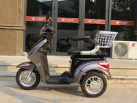 Newly China made 600w 60v handicapped electric tricycles