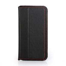 For iphone 6 custom design leather mobile phone flip case