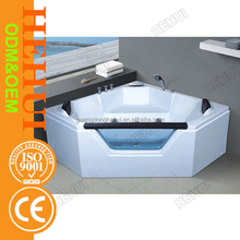 RC-D968 sexy massage spa pool and bathroom accessories with new style freestanding bathtub