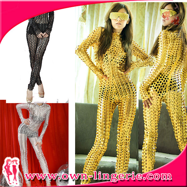 Sexe. clubwearqualité catsuit en lingerie sexy body