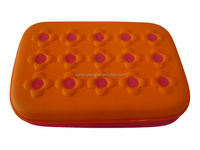 TOP selling high quality waterproof cheap cute hard eva pencil case for kids