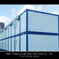 2015 best selling in high quality china prefab modular homes, prefab modern villas for sale, china flat pack homes