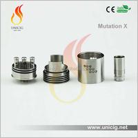 Hottest wholesale china vaporizer pen Mutation X electronic cigarette