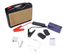 24000mAh 800A 12V/24V Mini Car Jump Starter for Gas & Diesel Car,Truck,Bus,The Safest and The Most Powerful Jump Starter