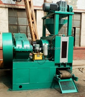 How to manufacturing biomass briquettes machine to make charcoal briquette process