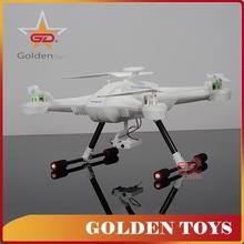 ABS durable plastic white body 2.4G aircraft lighting walkera tali h500 quadcopter devo f12e
