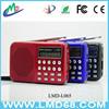 active demand 2015 portable mini speaker mp3 player with fm radio usb sd L-065