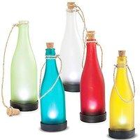Hanging solar garden lamp anchor pressure lantern 950