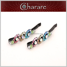 2015 Stylish beautiful hairpin/hair bobby pin for party