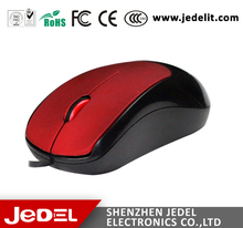 wholesale price fashion and cheap optical wired mouse