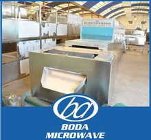 industrial food microwave dryer / sterilizer / oven