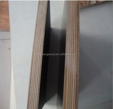 full whole poplar core brown phenolic film faced plywood for construction building
