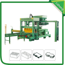 Alibaba Assurance chinese big full automatic QT9-15(Advanced performance type) block /brick making machine