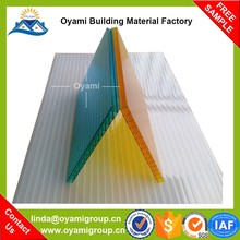 Long duration waterproof harga awning polycarbonate