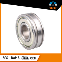 Deep groove small wheel ball bearings 693zz with high precision 3*8*3mm