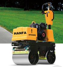 Hfs08h 2015 haute efficacité actionné à la main asphalte rouleau compacteur