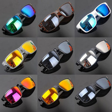 Chopper Wind Resistant Sunglasses Sports Motorcycle Riding reflective Glasses