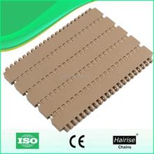 low price 900 plastic flat top modular food conveyor belt