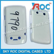 New White Raw For 9790 Case Cover