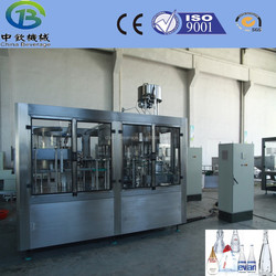 Sapre parts backup for automatic bottle filling machines and equipment
