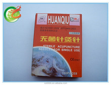 NO Tube for any sizes Sterile Medical Acupuncture Needles Chinese Traditinal needles