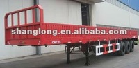 Hot sale 2012 New Cargo Semi trailer