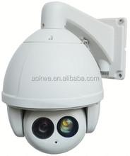 Aokwe 180m night vision ir camera mobile phone remote waterproof 1080p full hd 20x optical zoom ip laser ptz camera