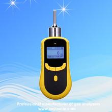 Handheld built-in pump 0-100%VOL O2 oxygen sensor