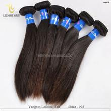 2015 Fashion No Tangle No Shedding Unprocessed Raw 100 European Human Hair
