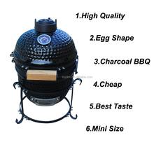 AUPLEX 13 Inches Mini Charcoal Chicken Grill