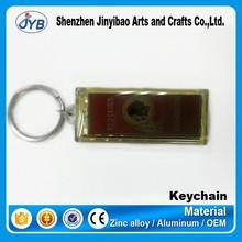 custom photo inside lcd display keychain acrylic photo frame key chain