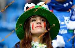 2016 Euro world cup football fan gift baseball usb flash drive