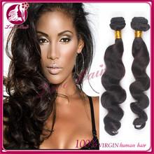 Coming here! cold loose wave hair new woman brazilan hair pieces make hair natural black