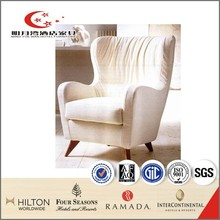 French Style High-back Furniture Sofa Chair