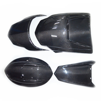 Custom Made High Strength 3K Glossy Carbon Fiber Motorcycle Fairing