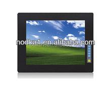 """17"""" TFT LCD,1280*1024,VGA/DVI/AV signal input,embedded installation"""