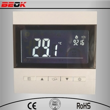 TOL40-EP adjustment heating digital 5+1+1 program room thermostat