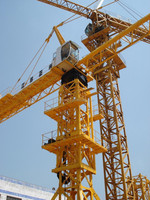 Canmax Small Tower Crane TC4010 With Low Price