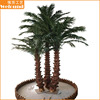 PT1508 Factory price artificial palm trees,fake trees,plastic trees decorative trees