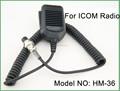 Auto radio telecomando hm-36 microfono a condensatore electret microfono