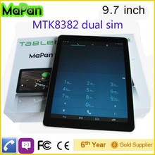 low cost 3g tablet pc phone mtk 8382 dual core 3g tablet pc cheapest 9inch tablet pc 3g sim card slot